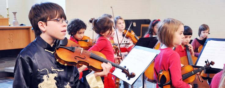 The Lower School Instrumental Program: A Model of Excellence