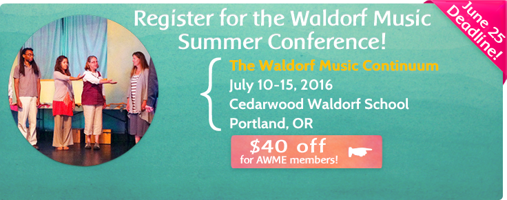 Register now for the 17th Annual Summer Music Conference!